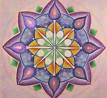 Mandala : Inner Strength  by danita clark