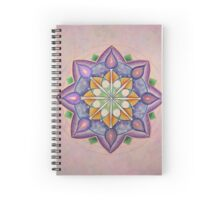 Mandala : Inner Strength  Spiral Notebook