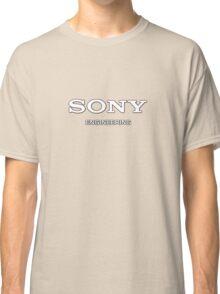 Sony Engineering White Classic T-Shirt