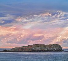 Fingal Head by matarese