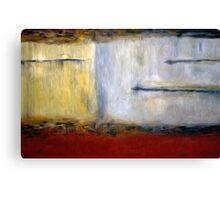 Carpe Diem Oil Painting Canvas Print