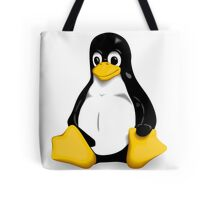 Linux Pinguin Tote Bag