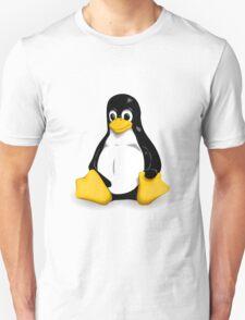Linux Pinguin Unisex T-Shirt