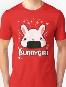 Bunnygiri - Bunny and Onigiri in one! Unisex T-Shirt