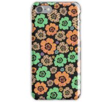 japanese blossoms pattern iPhone Case/Skin