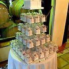 Wedding cake by Pieta Pieterse