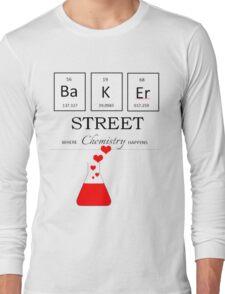 Baker Street Chemistry Long Sleeve T-Shirt