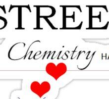 Baker Street Chemistry Sticker