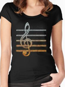 A Song of... Women's Fitted Scoop T-Shirt