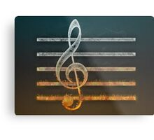 A Song of... Metal Print