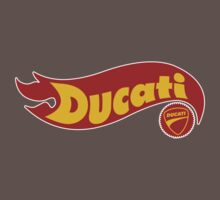 Ducati hot wheels (new logo) by Benjamin Whealing