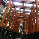 Arches in Ueno by Natasha O'Connor
