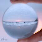 As the sun set by Iris MacKenzie