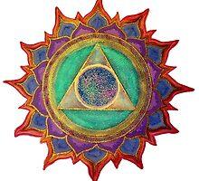 Mandala : Seek  by danita clark