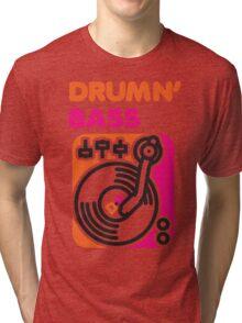 Drum N' Bass Tri-blend T-Shirt