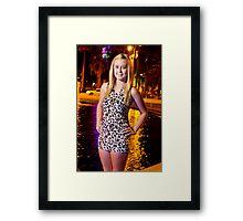 Kaity 4 Framed Print