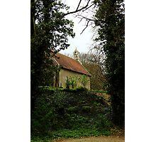 St Nicholas parish church Photographic Print