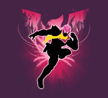 Super Smash Bros. Pink Captain Falcon Silhouette Unisex T-Shirt