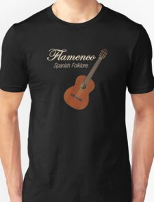 Flamenco Spanish Folklore T-Shirt