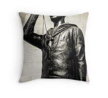 Sailor - War Memorial Canberra Throw Pillow