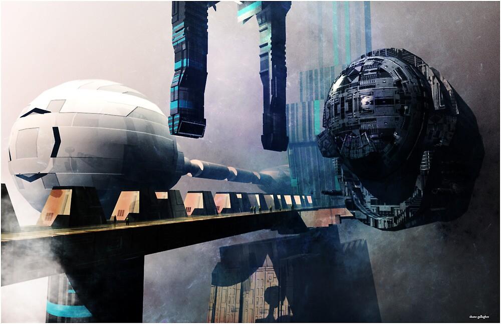 Alpha Dock by Shane Gallagher