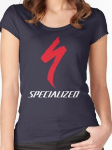 specialized Women's Fitted Scoop T-Shirt