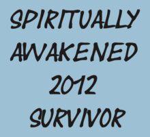 Spiritually Awakened 2012 Survivor One Piece - Short Sleeve