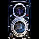 Rolleicord Dual lens Vintage camera iphone 4 4s, iPhone 3Gs, iPod Touch 4g case by www. pointsalestore.com