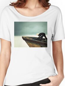 Vietnam ~ dark clouds ahead Women's Relaxed Fit T-Shirt