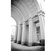 Arch of time Photographic Print