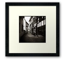 { Uli's Winkle } Framed Print