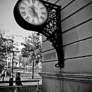 Age with time by David  Preston