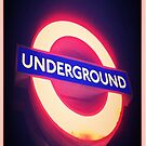 London Underground by delosreyes75
