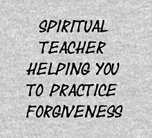 Spiritual Teacher Helping You to Practice Forgiveness Hoodie