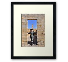Achtung Baby Framed Print