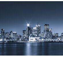 Toronto Skyline 2 Sticker