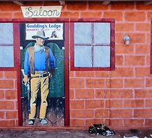 Howdy Pilgrim by Harry Oldmeadow