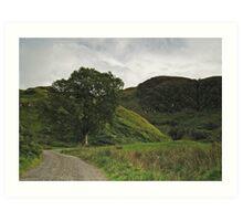 Glen Feochan Art Print