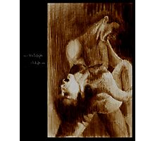 MSG - angry sex 1 Photographic Print
