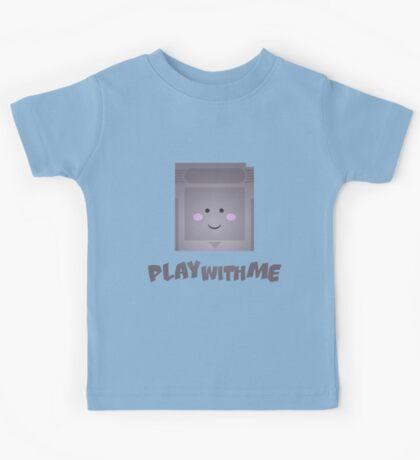 Play with me :3 Kids Tee