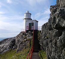 Sheeps Head Lighthouse by Michael Mitchell