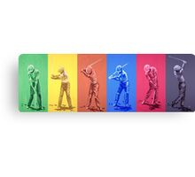 Hogan Swing Six Canvas Print