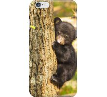 A Brand New Baby Black Bear iPhone Case/Skin