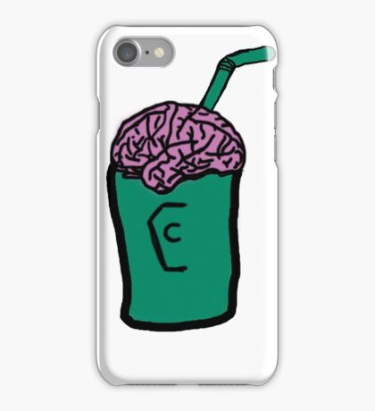 Coffin Squad Drink More iPhone Case/Skin