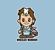 Lil Wheeled Warrior Unisex T-Shirt