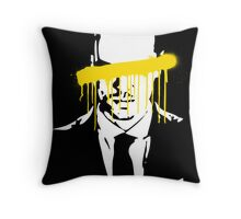 Moriartee Throw Pillow