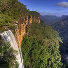 Fitzroy Falls  by TedmBinegas