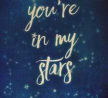 you're in my stars by Sybille Sterk
