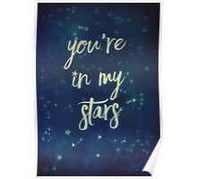 you're in my stars Poster