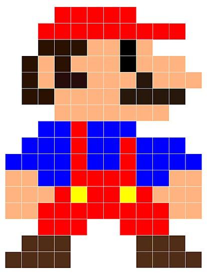 Super Mario by T0b3